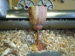 red ash goblet